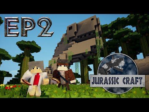 SE02 EP02 Jurassic Craft - Le Stegosaure.
