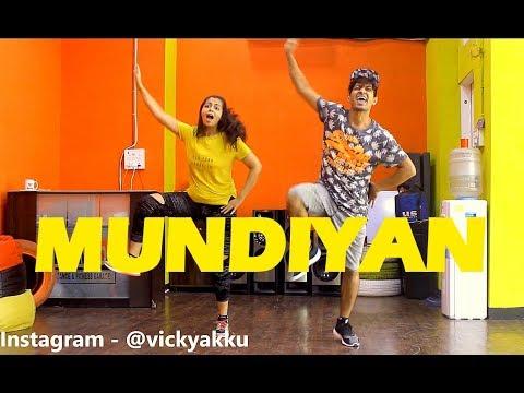 Baaghi 2 - Mundiyan Song dance choreography  | vicky and aakanksha