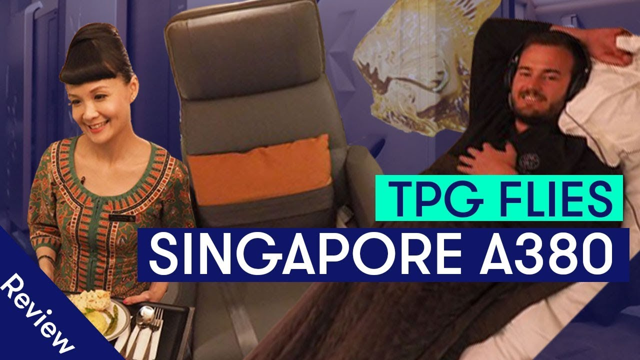 Flight Review: New Singapore A380 Suite with The Points Guy