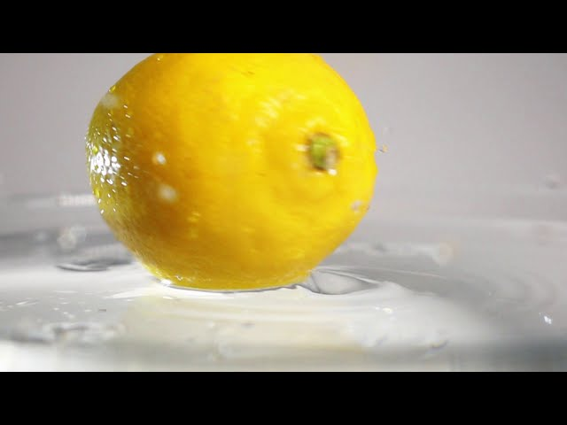 Il limone, un rimedio naturale