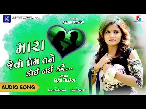 Mara Jevo Prem Tane Koi Nay Kare | Tejal Thakor | Audio Song