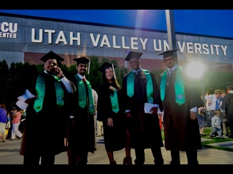 OUR DAY! Utah Valley University... Class 2017