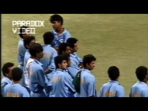 FINAL! STANDARD BANK  SERIES IND VS SA | Durban, 1997 | *SUPER RARE*