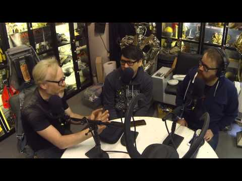 The Mythbusters Reboot - Still Untitled: The Adam Savage Project - 1/13/2015