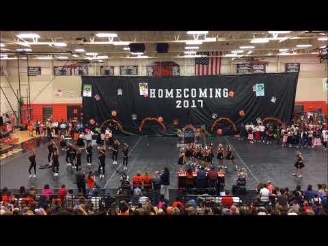 Burkburnett High School Homecoming 2017 Freshmen Skit