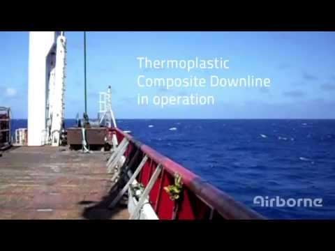 Airborne Oil & Gas: Thermoplastic Composite Downline deployed by Saipem in Brazil Airborne Oil & Gas