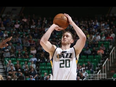 Gordon Hayward Scores CAREER HIGH 39 Points vs. T-Wolves | April 7, 2017