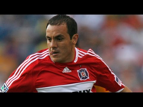Cuauhtemoc Blanco's best goals in MLS for the Chicago Fire