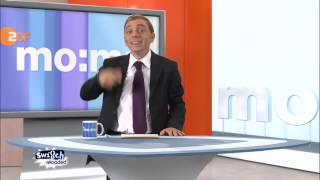 mo:ma – ZDF Morgenmagazin: Schmiese Hase