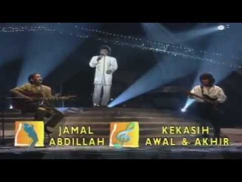 Jamal Abdillah - Kekasih Awal Dan Akhir (AJL 1992)