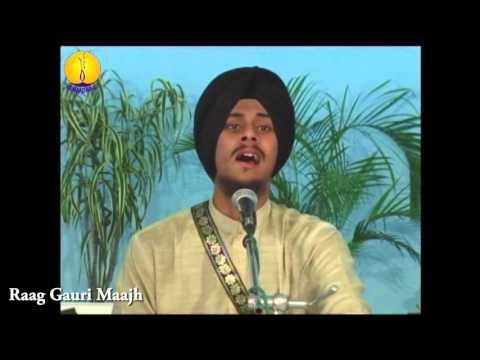 AGSS 2012 : Raag Gauri Maajh - Bhai Satnam Singh ji