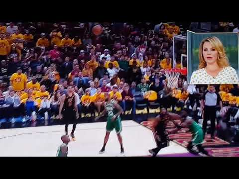 Michelle Beadle ethers Cleveland