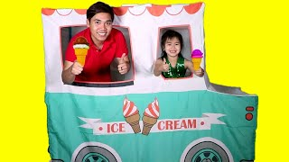 La Canción de los Helados | Jannie Sing-A-Along  Ice Cream Song | Canciones Infantiles