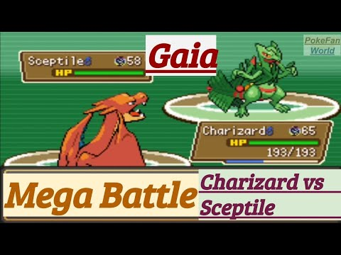 Mega pokemon stones gaia Pokemon Gaia