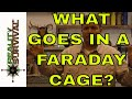 What Survival and Prepping Items Should Go In A Faraday Cage