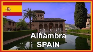 La Alhambra Spain - This Moorish Palace is Spain