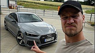 This BRAND NEW 2017 Audi RS5 costs £93,000!!