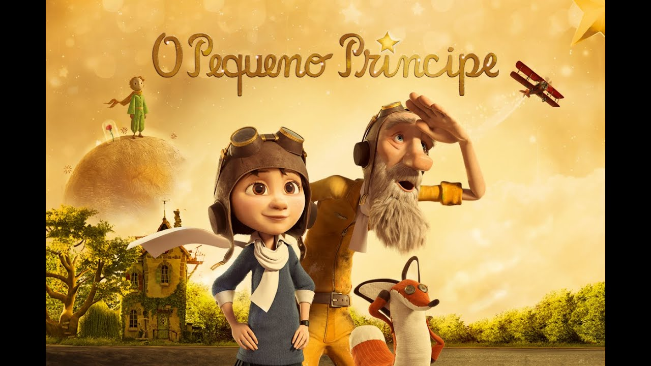 O Pequeno Principe Trailer Oficial Dublado Youtube