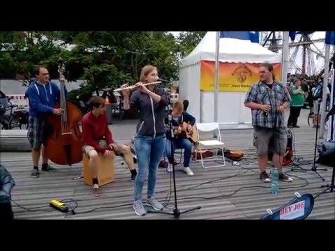 HEY JOE-Locomotive breath (Jethro Tull Cover Sail 2015 )