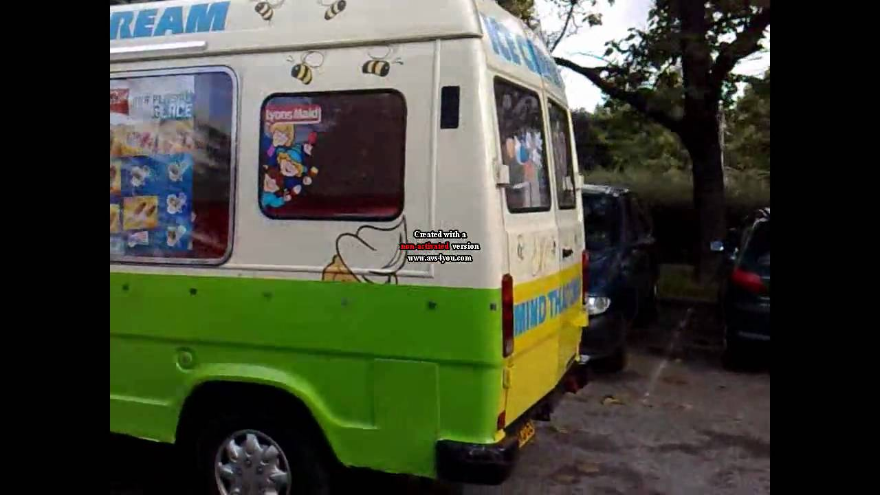 Populaire camion a glace - YouTube JP62