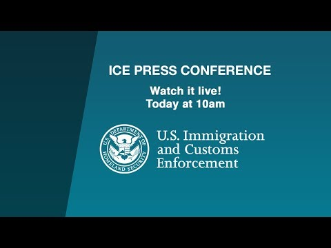 ICE to host law enforcement briefing on President's opioid response strategy