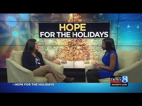 Hospice of Michigan helps grieving families during Holidays