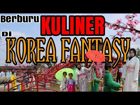 wisata-kampung-korea-fantasy-kediri,-full-review,-adakah-kulinernya..??