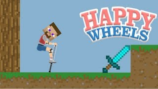 Game | Happy Wheels Minecraft Demo and Minecraft Quiz | Happy Wheels Minecraft Demo and Minecraft Quiz