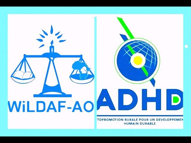 PART 2   ÉMISSION SUR L'ACCÈS DES FEMMES A LA TERRE ONG ADHD 25 03 2020
