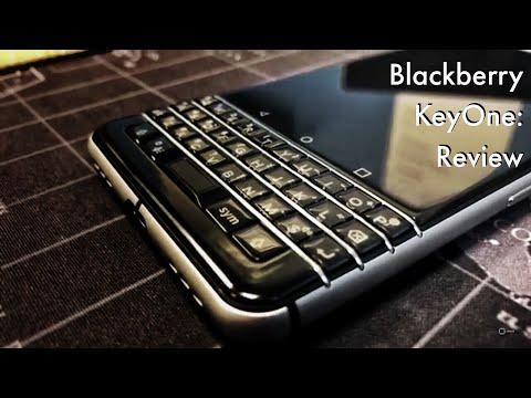 Blackberry KeyOne: Review
