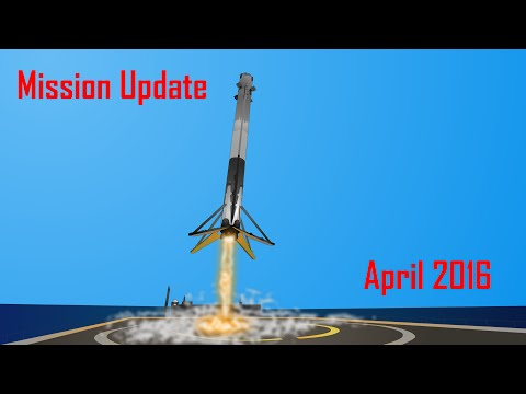 Mars One Mission Update: April 2016