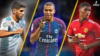 Top 3 Football WonderKids 2017/18 | Asensio ● Mbappe ● Rashford | HD 1080p