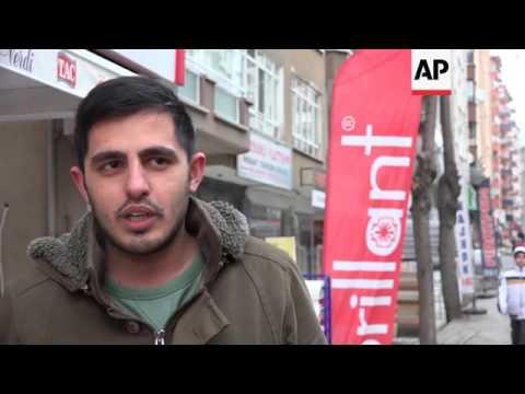 Confusion over where gunman lived in Ankara
