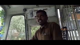 DRIVERS VOICE - TNSTC BUS TIRUVANNAMALAI COIMBATORE WELL MAINTAINED GOVT BUS - TAMIL VERSION