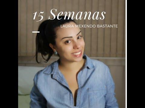 SEMANA 15- Laura mexendo bastante- A vontade de Deus é boa, perfeita e agradável