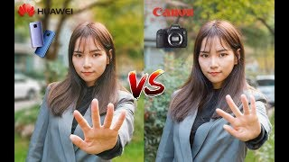Zapętlaj Huawei Mate 20 Pro VS Full-frame DSLR Camera full comparison (ENG sub) | Isaac WEAPON