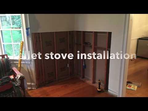Pellet Stove Installation