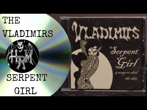 Horror Punk / Metal Band: The Vladimirs - Serpent Girl [Full Album]