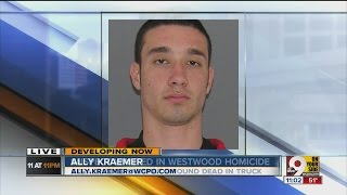 "Suspect wanted after man found dead of ""homicidal violence"" inside a parked truck in Westwood"