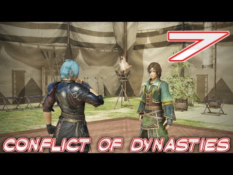 [7] Conflict of Dynasties (Let's Play Dynasty Warriors 8 Empires)