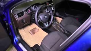 Текстильные 3D коврики в салон автомобиля Euromat3D(Евромат) www.megasuv.ru(, 2015-10-16T14:18:47.000Z)