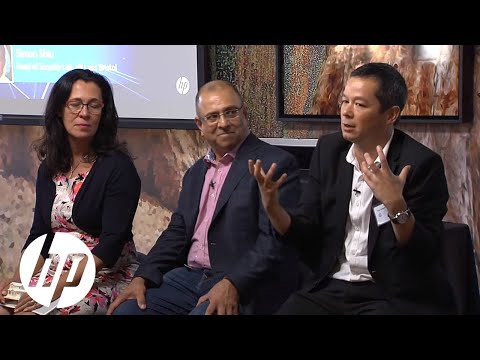 Blended Reality Panel | Global Reinvention Week | HP