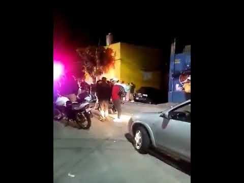 Se registra balacera en San Antonio Zomeyucan en Naucalpan