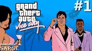 Zagrajmy w GTA: Vice City [60 fps] odc. 1 - Tommy Vercetti w słonecznym Vice City