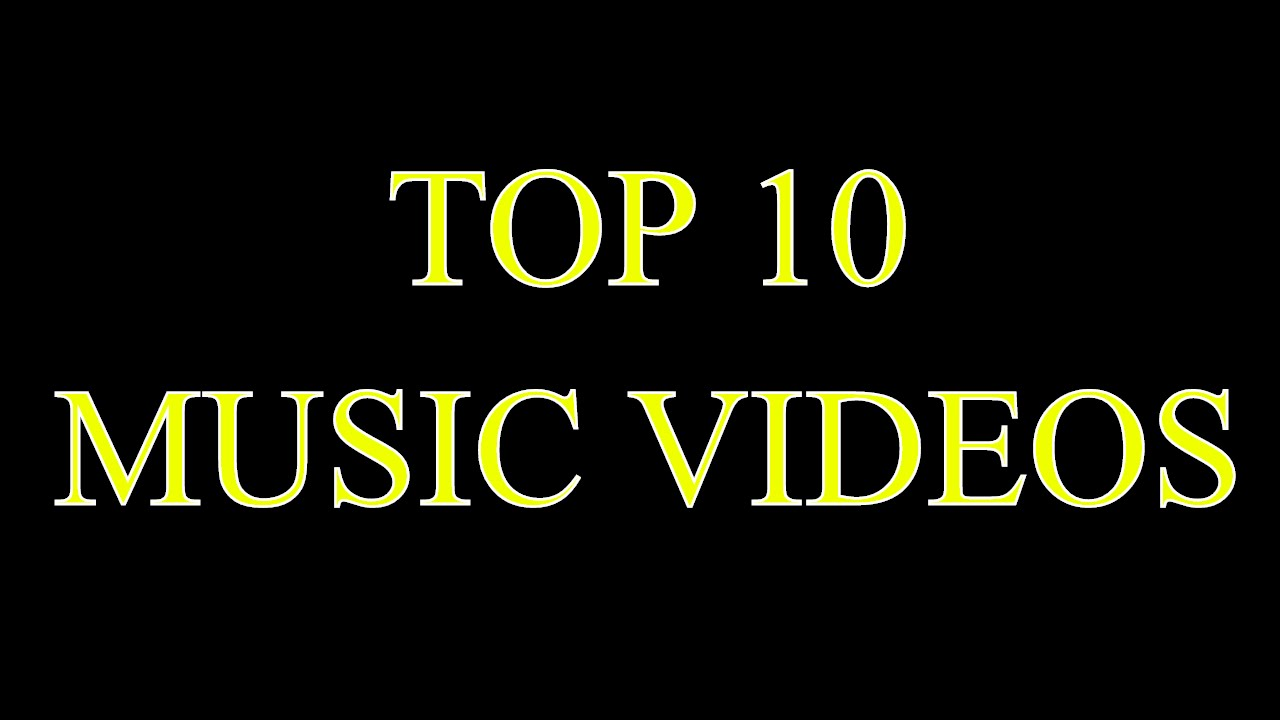 Top 10 Music Videos 2017 Youtube