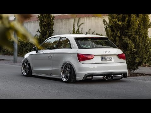 AUDI A1 QUATTRO WIDEBODY TUNING PROJECT🔧