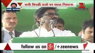 Jharkhand polls: JMM the only bet, says Hemant Soren