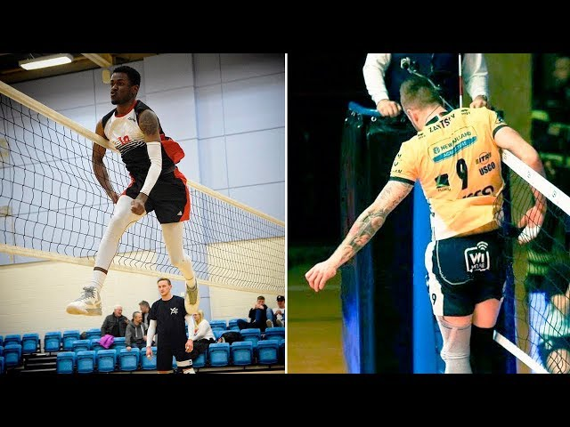 Top 10 Monsters of the Vertical Jump    Best Vertical Attacks