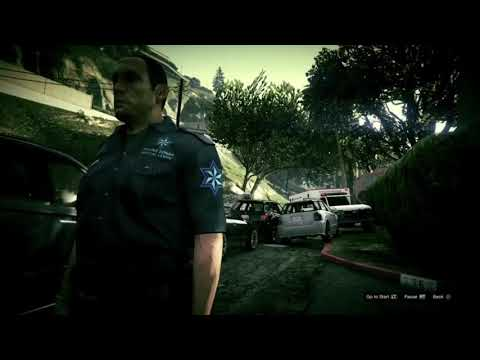 Under cover cop role play Gta 5 voice over