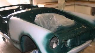 MG Midget 1972 Restoration Part 2